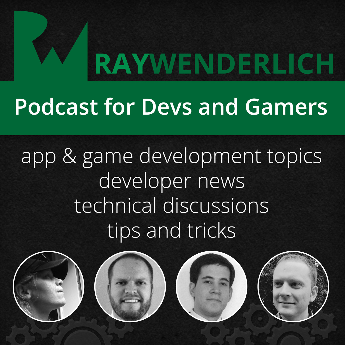The raywenderlich.com Podcast: For App Developers and Gamers