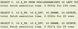 Screenshot of Batch Fetching Output