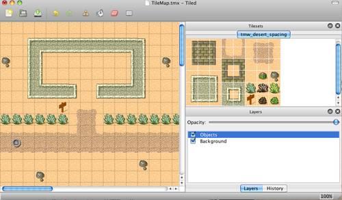 Ios Tiled Map Editor