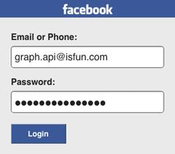 Learn how to use the Facebook Graph API on the iPhone!