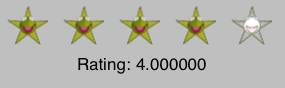 4 out of 5 Stars says Kermit!