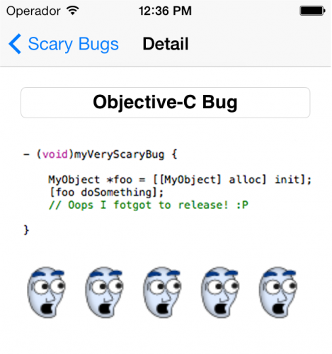 Perhaps the Scariest Bug of All!