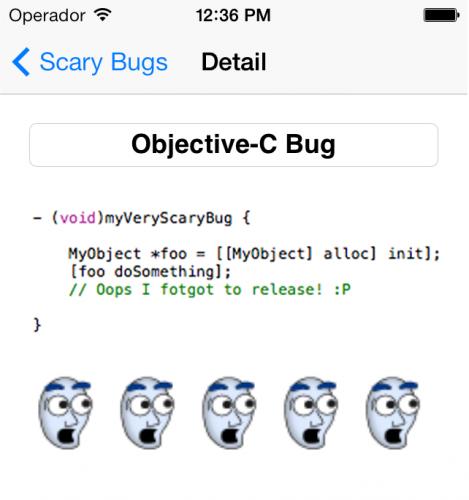 An Objective-C Bug
