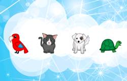 Drag and drop these cute pets with Cocos2D!