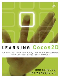I'm co-authoring this upcoming book on Learning Cocos2D!