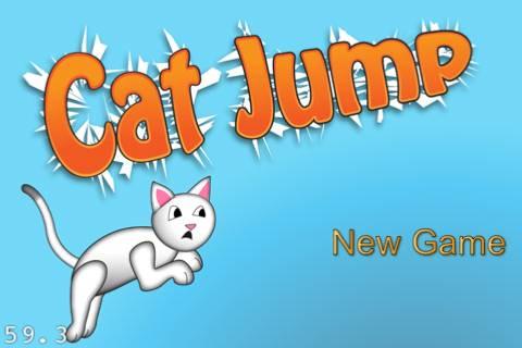 Cat Jump Title
