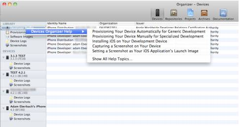 Automatic provisioning with Xcode 4