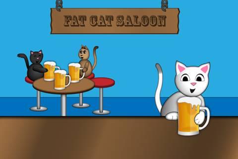 Cat Cheers!