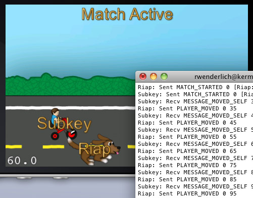 Create A Simple Multiplayer Game Hosted On Your Own Server With Game Center  Matchmaking!