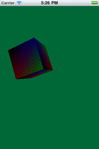 OpenGL ES 2.0 texture with GL_REPEAT