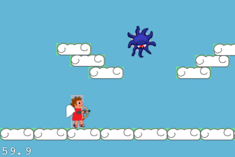 Using forces in Box2D to counteract gravity