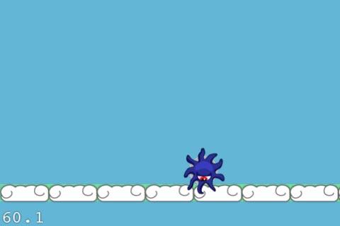 A simple level made with LevelHelper