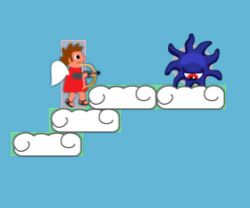 Create a simple game with SpriteHelper and LevelHelper!