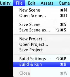 Unity to Xcode - Awww, yeah!