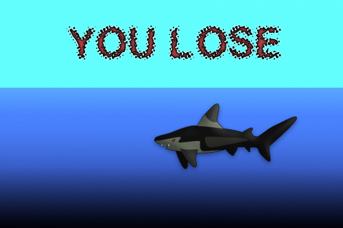 You lose image