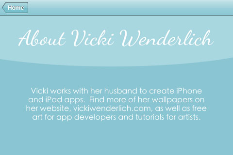 An about page for our app!