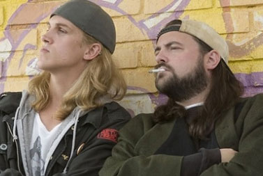 No Jay and Silent Bob, not that kind of joint!