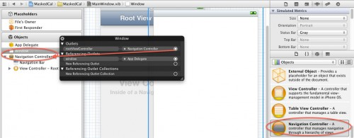 Setting the Window's rootViewController in Xcode
