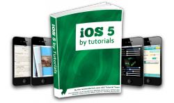 iOS 5 By Tutorials Book
