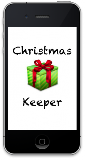 Christmas Keeper Launch Image