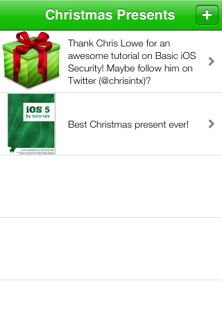A good Christmas gift for iOS and iPhone Developers!  :]