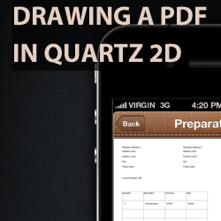 Learn how to create a PDF programmatically!