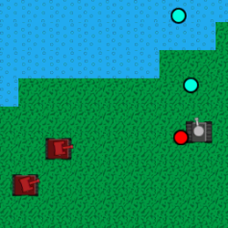 Learn how to make a multi-scrolling tank shooting game!
