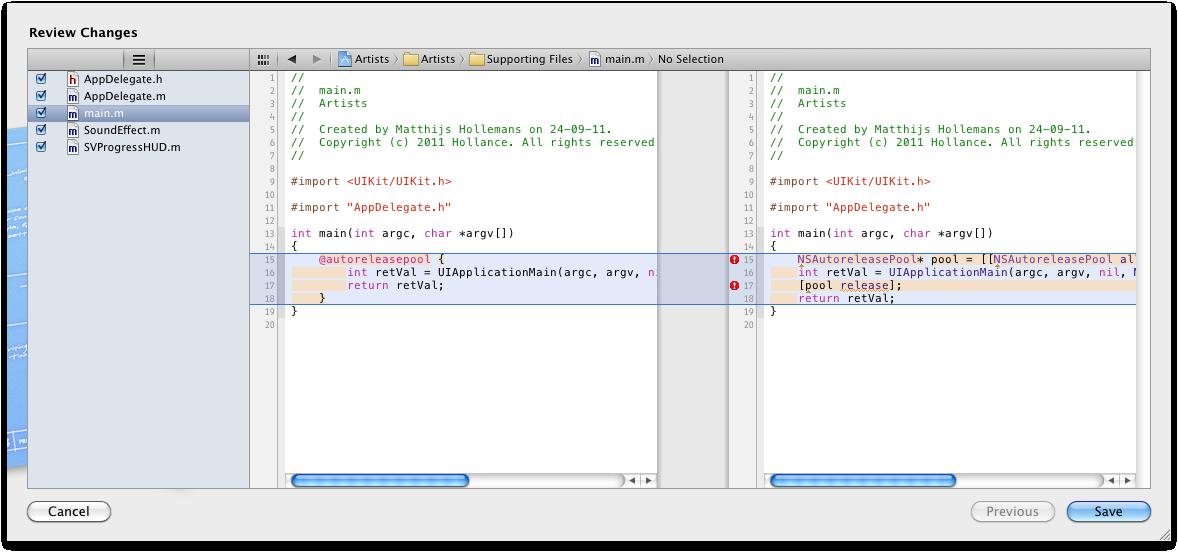 Beginning ARC in iOS 5 Tutorial Part 1 | raywenderlich com