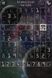 Space Sudoku by Fakhir Shaheen