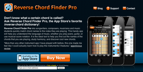 Reverse Chord Finder Pro