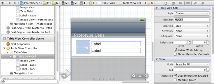 Setting the conflict cell's identifier