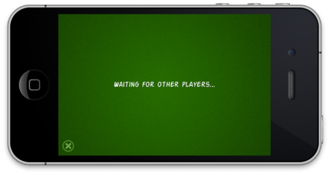 Waiting for the other players