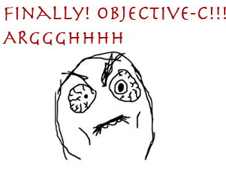 Finally Objective-C!!!