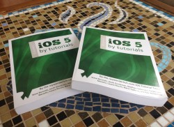 iOS 5 by Tutorials Now in Print!