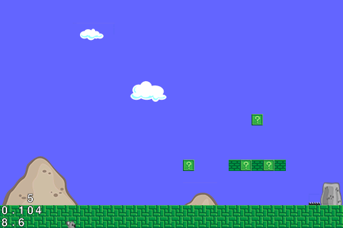 How to Make a Platform Game Like Super Mario Brothers – Part