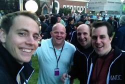 Some great friends from WWDC 2012!