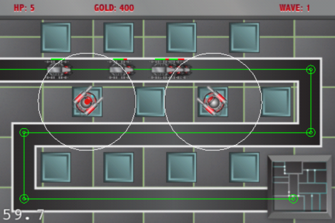 How To Make a Tower Defense Game Tutorial   raywenderlich com