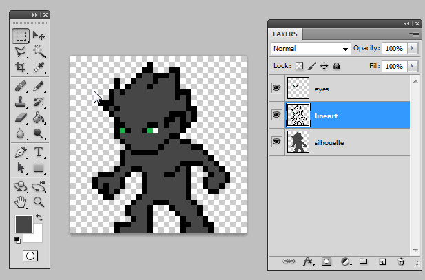 Introduction to Pixel Art for Games | raywenderlich com