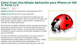 Learn iOS development in Spanish!