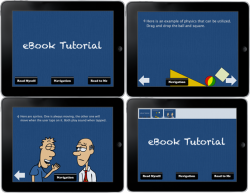 Learn how to create an Interactive eBook app - without any code!