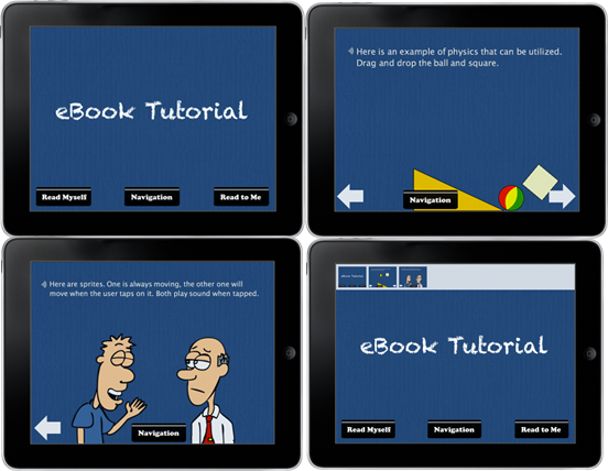 How to make an interactive ebook without any code this fandeluxe Choice Image