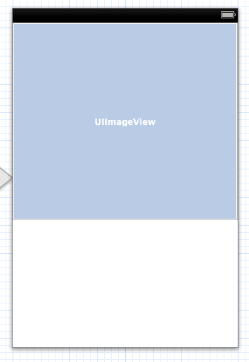 Placing an image view into the view controller