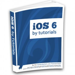 iOS 6 by Tutorials Book
