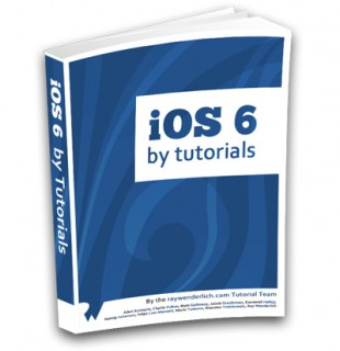 iOS 6 by Tutorials Book Coming Soon!