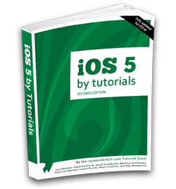 iOS 5 by Tutorials Second Edition is fully updated for iOS 6!
