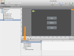 Learn how to use CocosBuilder - an Interface-Builder like tool for Cocos2D!