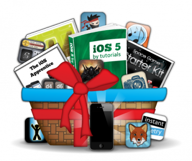 Massive giveaway to celebrate the iOS 5 launch!