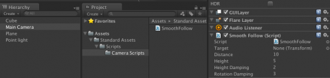 Smooth Follow script added.