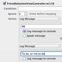 Intermediate Debugging with Xcode 4.5