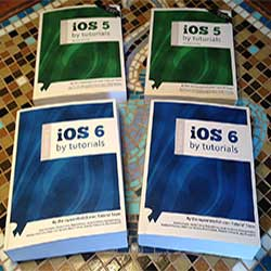 Print Versions Now Available: iOS 6 by Tutorials and iOS 5 by Tutorials Second Edition!